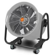 Ventilator axial mobil UNICRAFT MV 80